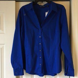 NY&Co button down shirt.  XL